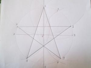 Audacieuse Comment faire une étoile à 5 branches pour le sapin ? BU-45