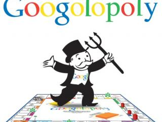 Monopoly Google : le Googolopoly